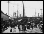 Gold Rush days on the waterfront, June 3, 1906