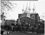 St. Nicholas Russian Orthodox church, Seattle, 1938