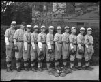Boys' baseball team, ca. 1925