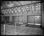 Fifth Avenue Theatre lobby, September 1926