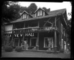 Sea View hall at Alki, Seattle, 1954