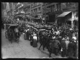 Chinese parade, September 13, 1909