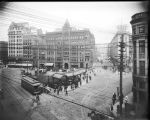 Pioneer Square, Seattle, ca. 1910