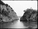Canoe Pass at Deception Pass, ca. 1912