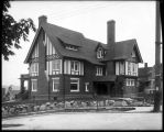 William L. Rhodes home on Capitol Hill, ca. 1909