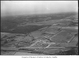 Aerial of Longacres Park looking southeast, Renton, August 29, 1939