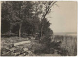 Lakeshore scene on Lake Washington, ca. 1910
