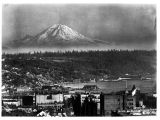 Mount Rainier from Seattle, ca. 1900