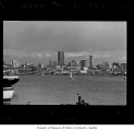 Lake Union from north, Seattle, 1969