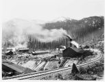 Great Northern Railway power plant, ca. 1898