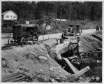 Highway improvements between Duvall and Bothell, September 17, 1931