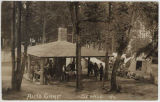 Auto camp in Woodland Park, Seattle, ca. 1925