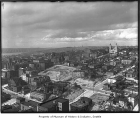 View northeast from Smith Tower, Seattle, ca. 1914