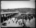 Waterfront strike at Smith Cove, July 19, 1934