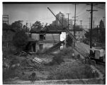 Demolition for Yesler Terrace housing project, October 7, 1940