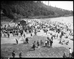 North Beach at Golden Gardens, August 22, 1929