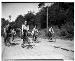 Seattle Bicycle Club outing, November  1947