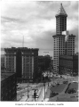 Frye Hotel and Smith Tower, Seattle, ca. 1914