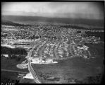 Aerial view of Lake Hills, Bellevue, July 1959