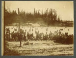Skaters on Green Lake, ca. 1906