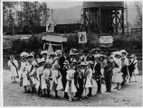 Children at a Temperance rally, Silvana, Washington, ca. 1908