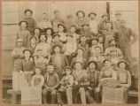 McVay Mill employees, August 10, 1898