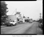 Snoqualmie businesses, 1949