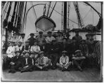 Crew of unidentified ship, 1900