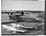 Washinogton Department of Fisheries plane, Seattle, 1937