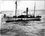 "Whaling steamer ""Orion,"" January 25, 1906"
