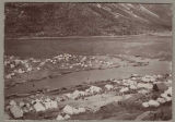 Tent city at Lake Bennett, ca. 1898