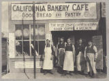 California Bakery Cafe, Nome, Alaska, ca. 1901