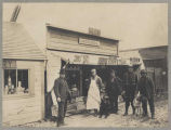 Grocery store in Nome, ca. 1900