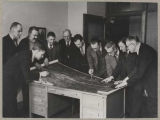 Committee meeting on Green River flood control issues, 1932
