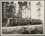 Seattle-Everett interurban trolley, ca. 1908