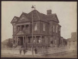 Residence of Jacob Furth, Seattle, ca. 1890