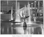 Du Pen Fountain, Seattle World's Fair, 1962