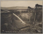 Hydraulic mining at Glacier Creek, near Nome, Alaska, ca. 1904