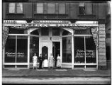 Olof Berg's Bakery, Seattle, ca. 1906