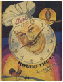 Clark's Round the Clock menu, 1943