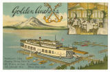 Golden Anchors postcard, ca. 1950