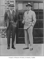 William Boeing and Fred Rentschler, Seattle, ca. 1929