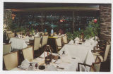 Canlis' restaurant interior, Seattle, ca. 1968