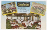 Norselander seafood restaurant, Seattle, 1959