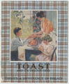 Toast and It's Various Uses, 1924