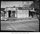 New Deal Fuel and Grocery, Seattle, 1935