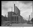 Seattle City Light power plant, Seattle, 1937