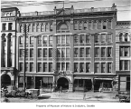 Great Northern Hotel, Seattle, ca. 1898