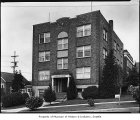 Hamlin House Apartments, Seattle, February 20, 1935