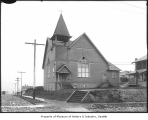 Trinity Methodist Episcopal Church, Seattle, ca. 1911